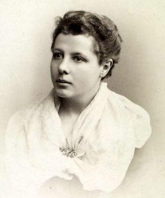 Portrait d'Annie Besant