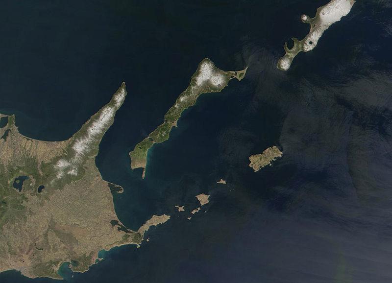 Île Kunashiri