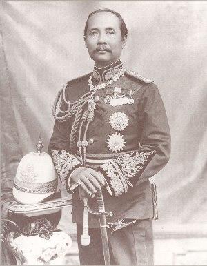 Le roi Rama V
