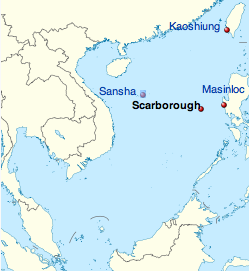 Îles Huangyan