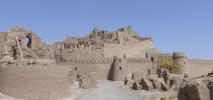 Citadelle de Bam, octobre 2013
