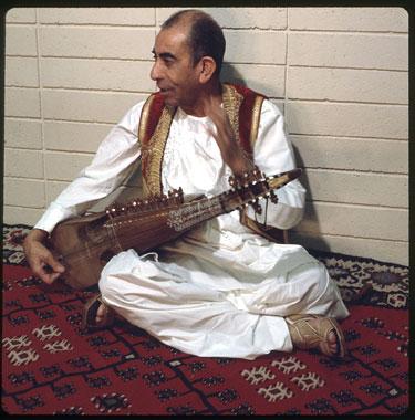 Ustad Mohammad Omar