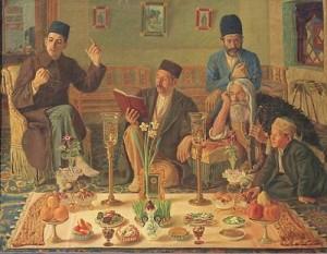 "Célébration de Norouz en Iran"""