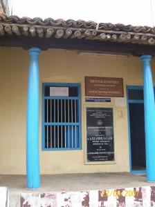 Maison de Râmânujan