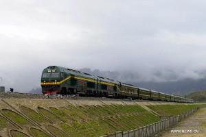 La deuxième ligne ferroviaire vers le Tibet