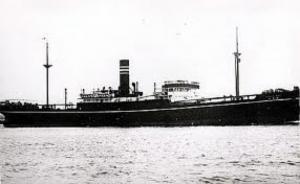 Le cargo japonais Tsushima Maru