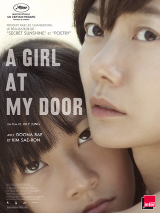 Affiche de Girl at My Door