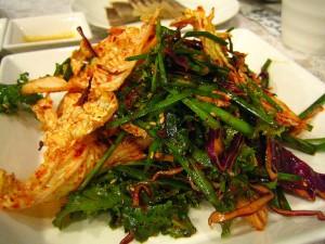 Buchu kimchi