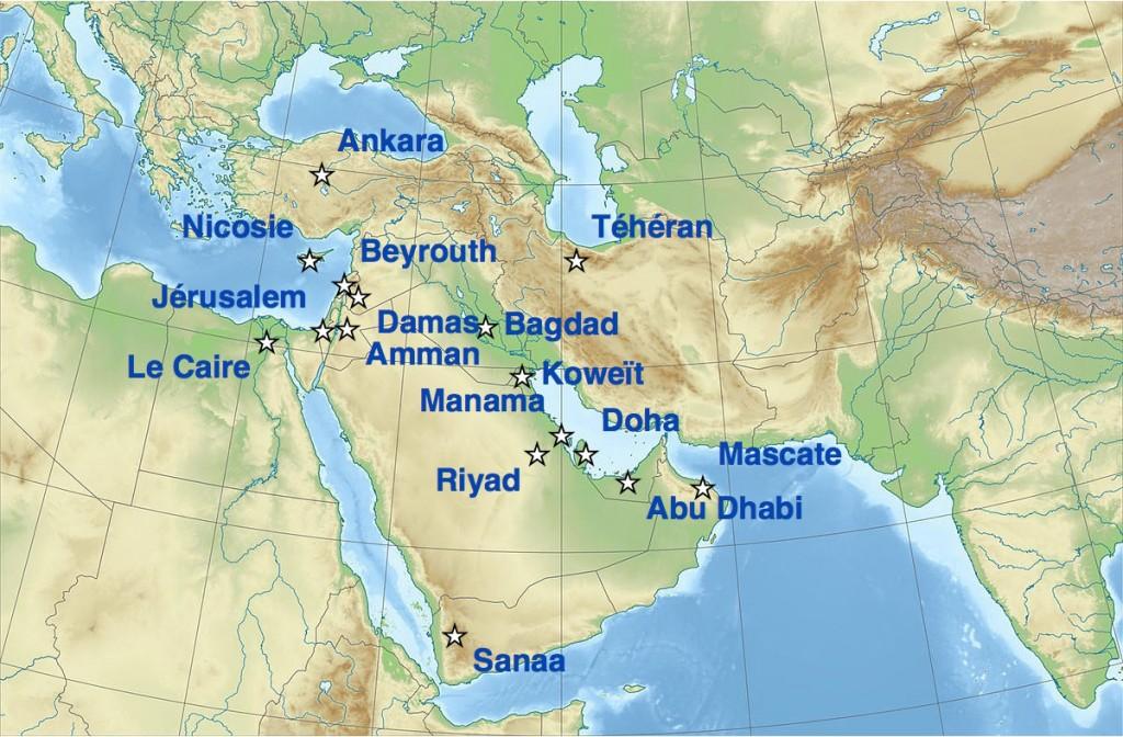 Le Moyen-Orient