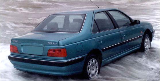 Peugeot Persia 5