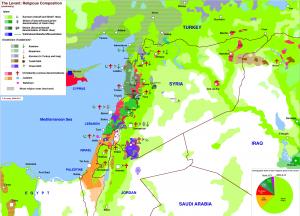 Les composantes religieuses en Syrie