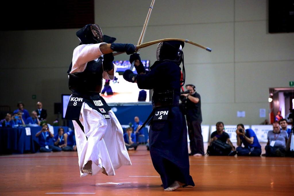 Championnat mondial de kendo 2012