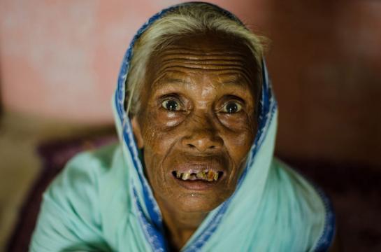 Ganita Muda, accusée de sorcellerie