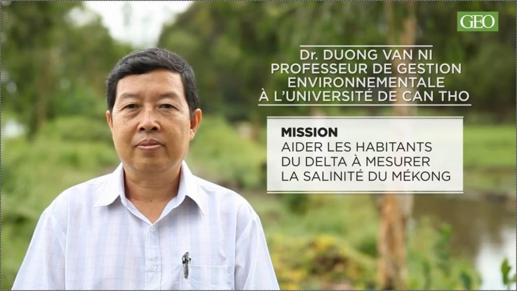 professeur Duong Van Ni