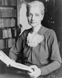 Ruth Benedict en 1937