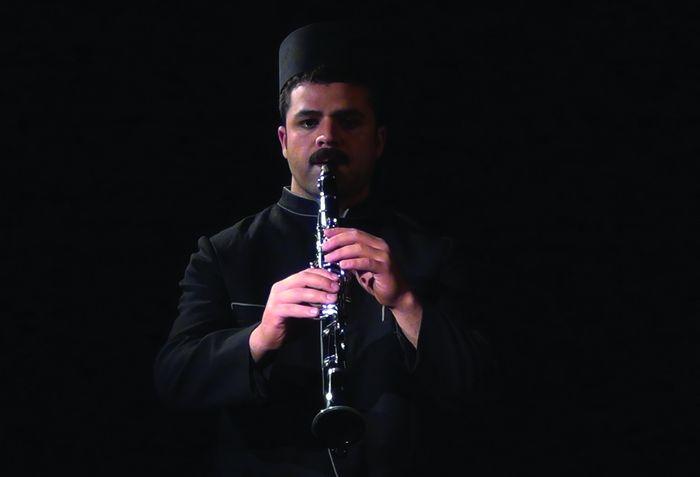 Un musicien français à la cour du Shah