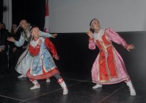 Danse mongole