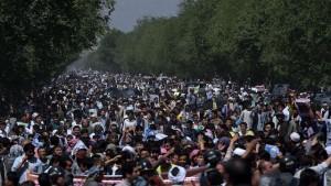 Manifestation de Hazaras à Kaboul