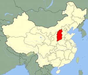 Chine, Shanxi
