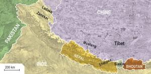 États himalayens