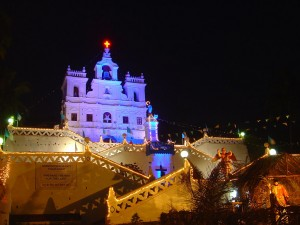Church of the Immaculate Conception, Panjim, Goa.