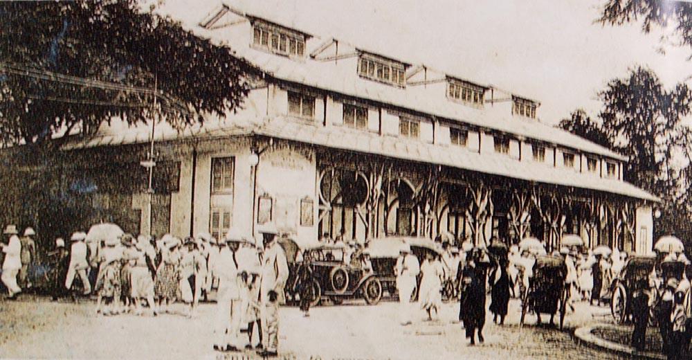 Le Cinéma royal en 1929.