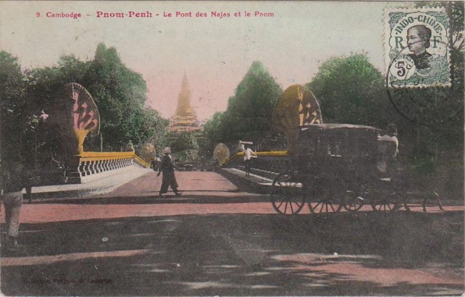 Pont des Nagas