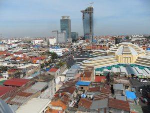 Le marché central entièrement rénové en 2012.