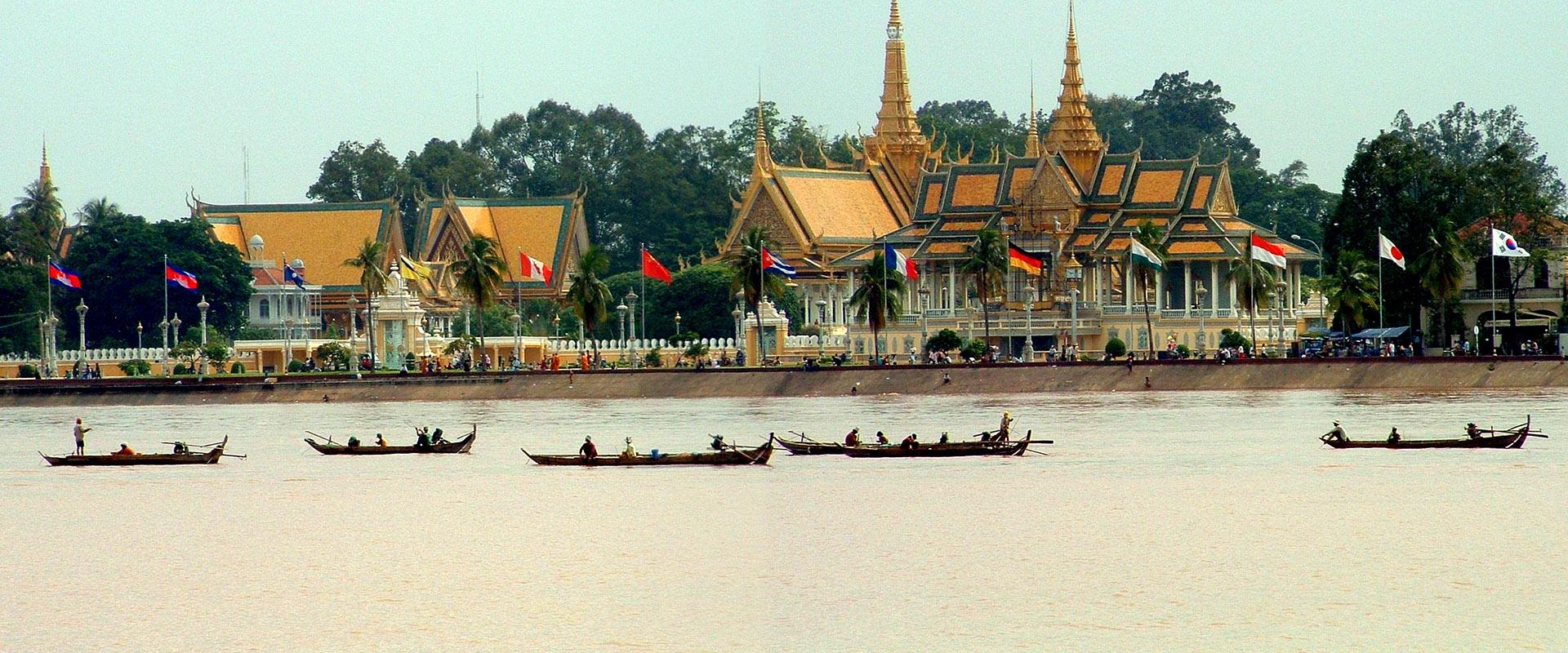 Bannière de Phnom Penh