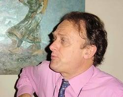 Gérard Gastel, fondateur du Café des Arts.