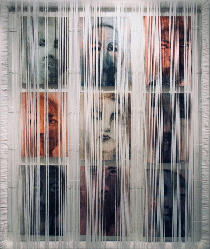 La place des femmes artistes dans l'art contemporain iranien.